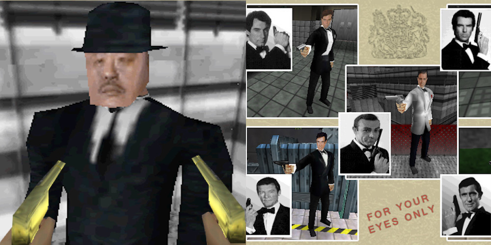15 Things You Didn't Know About GoldenEye 007