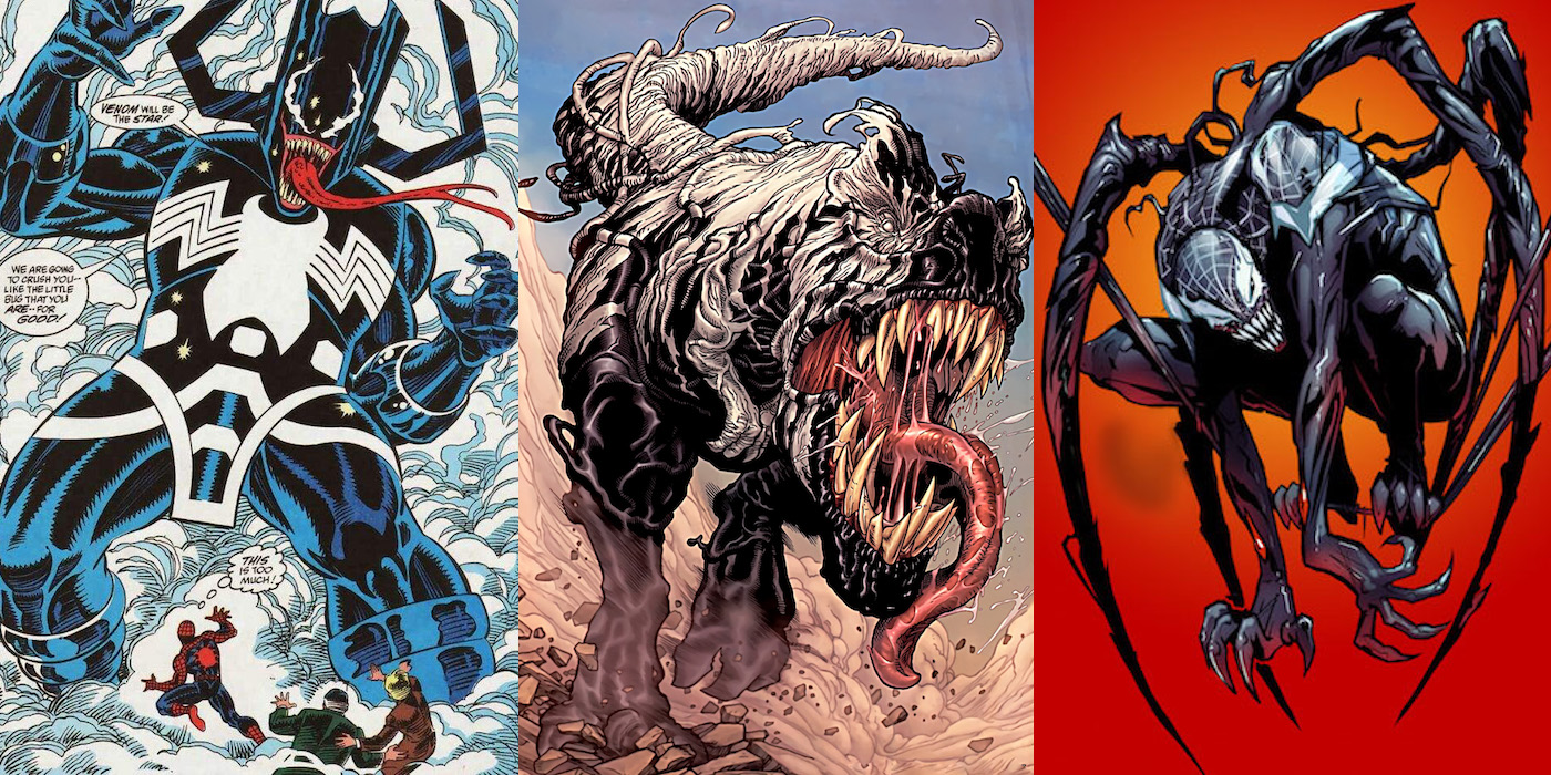 Villains You Didn't Know Wore Symbiote Suits | Screen Rant