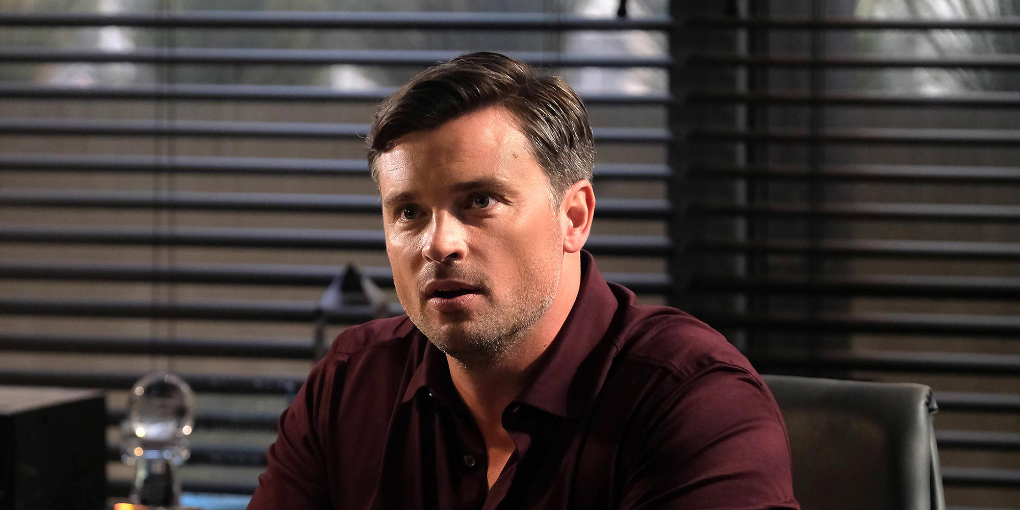 Lucifer: Smallville's Tom Welling Debuts In New Photo