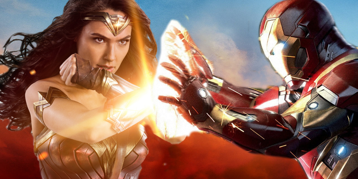 Can Wonder Woman Be the Tony Stark of the DCEU?