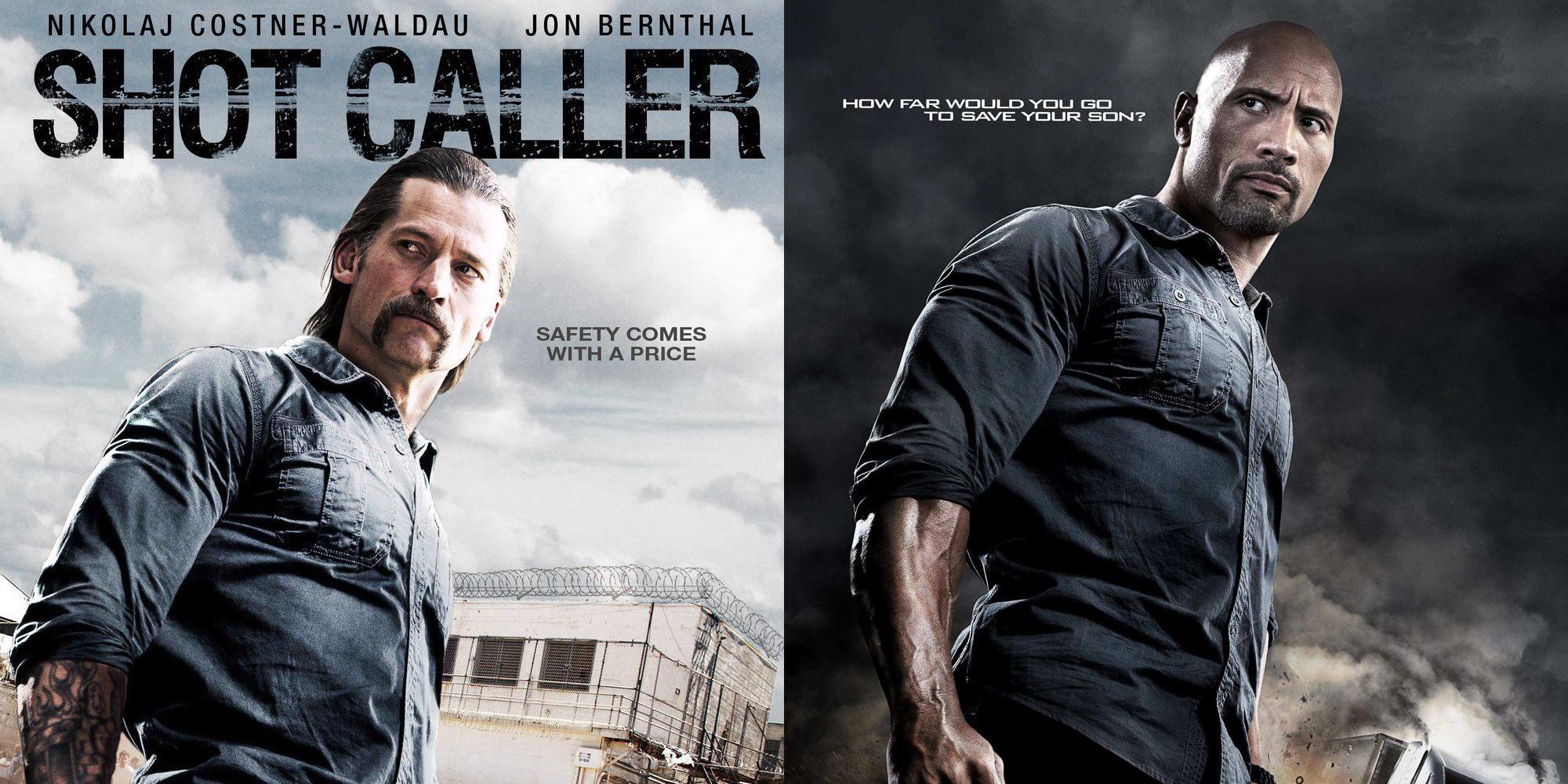 Movie Poster Reuses Dwayne Johnson's Body