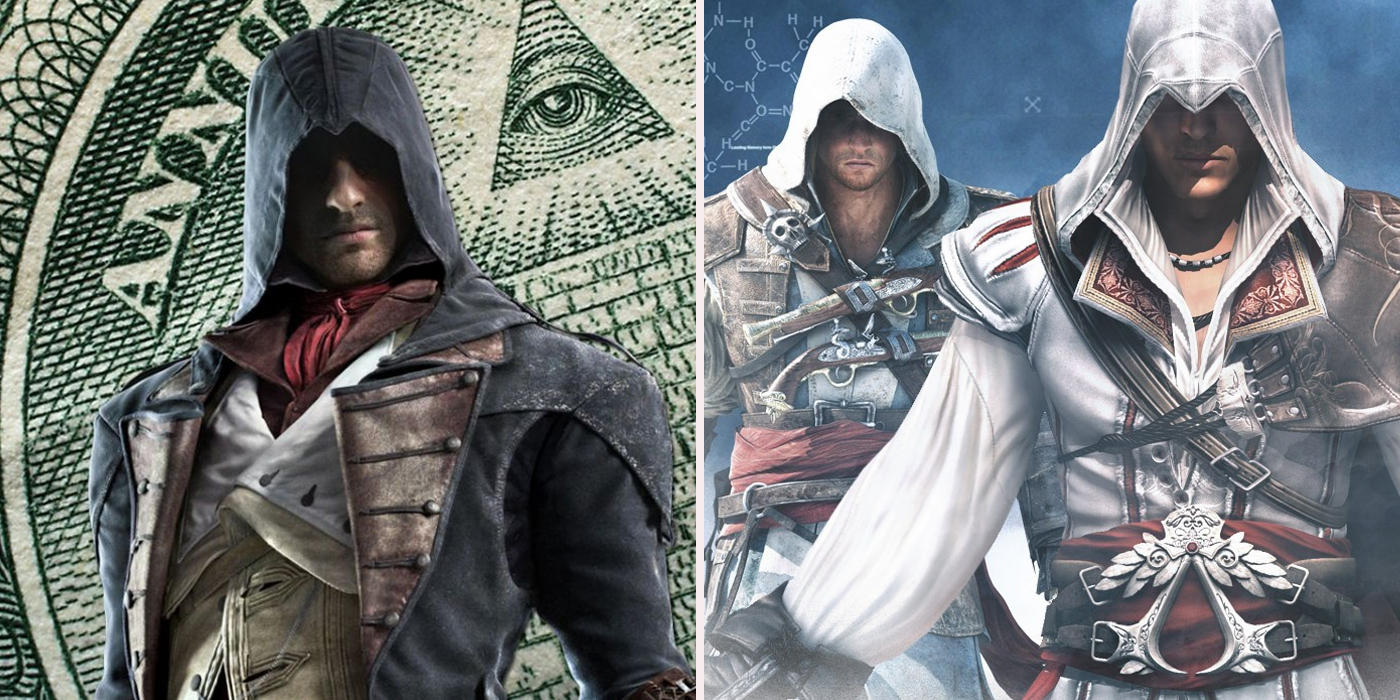 Assassin's Creed: Fan Theories That Make Sense | Screen Rant