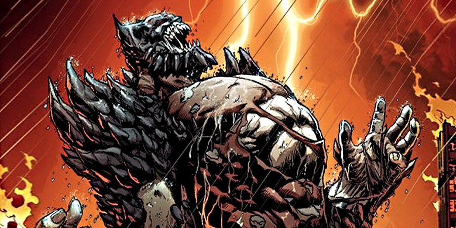 DC Reveals The DOOMSDAY Batman | Screen Rant