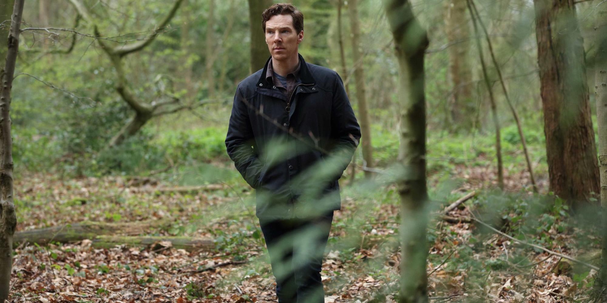 Benedict Cumberbatch The Child in Time