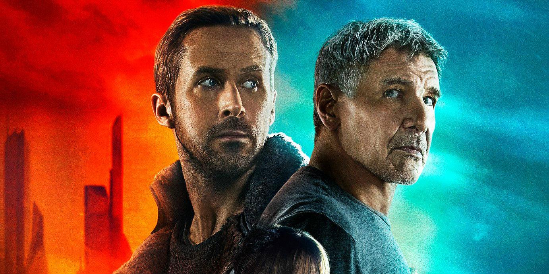 Blade Runner 2049 poster art