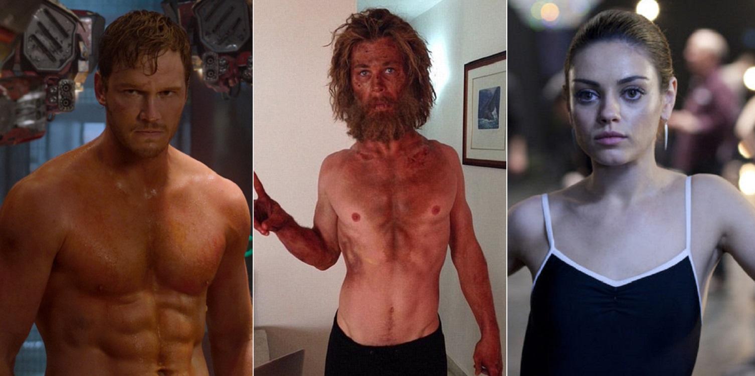 Chris Pratt Weight Loss Actors Who Lost...