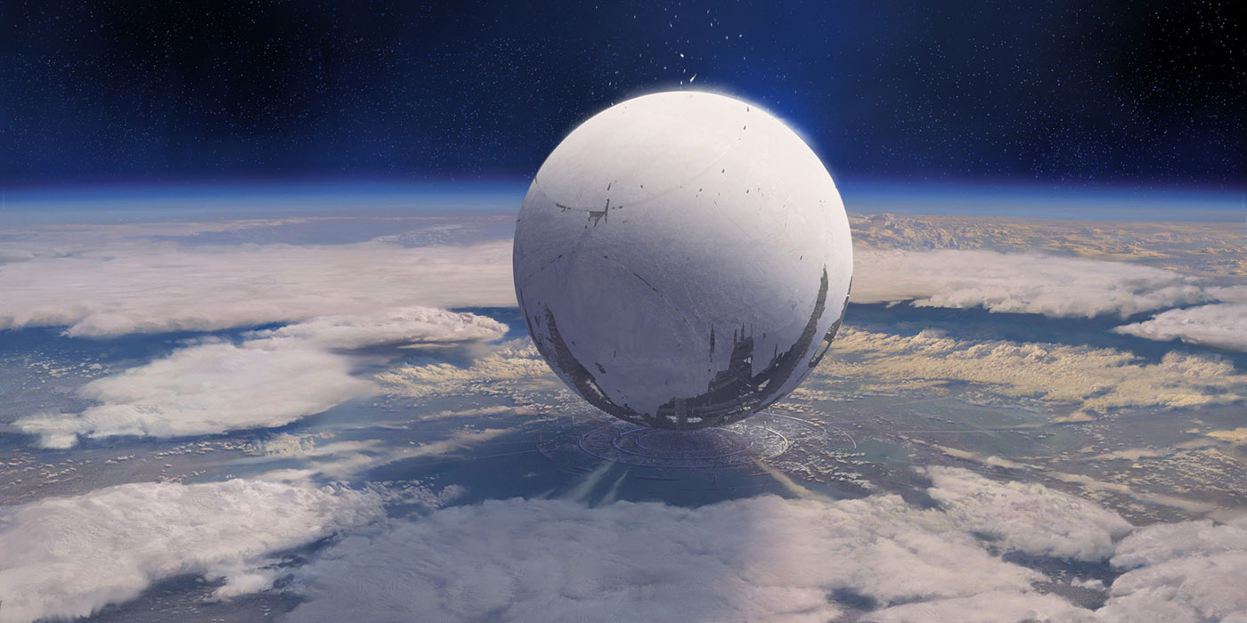 Destiny - The Traveler on Earth