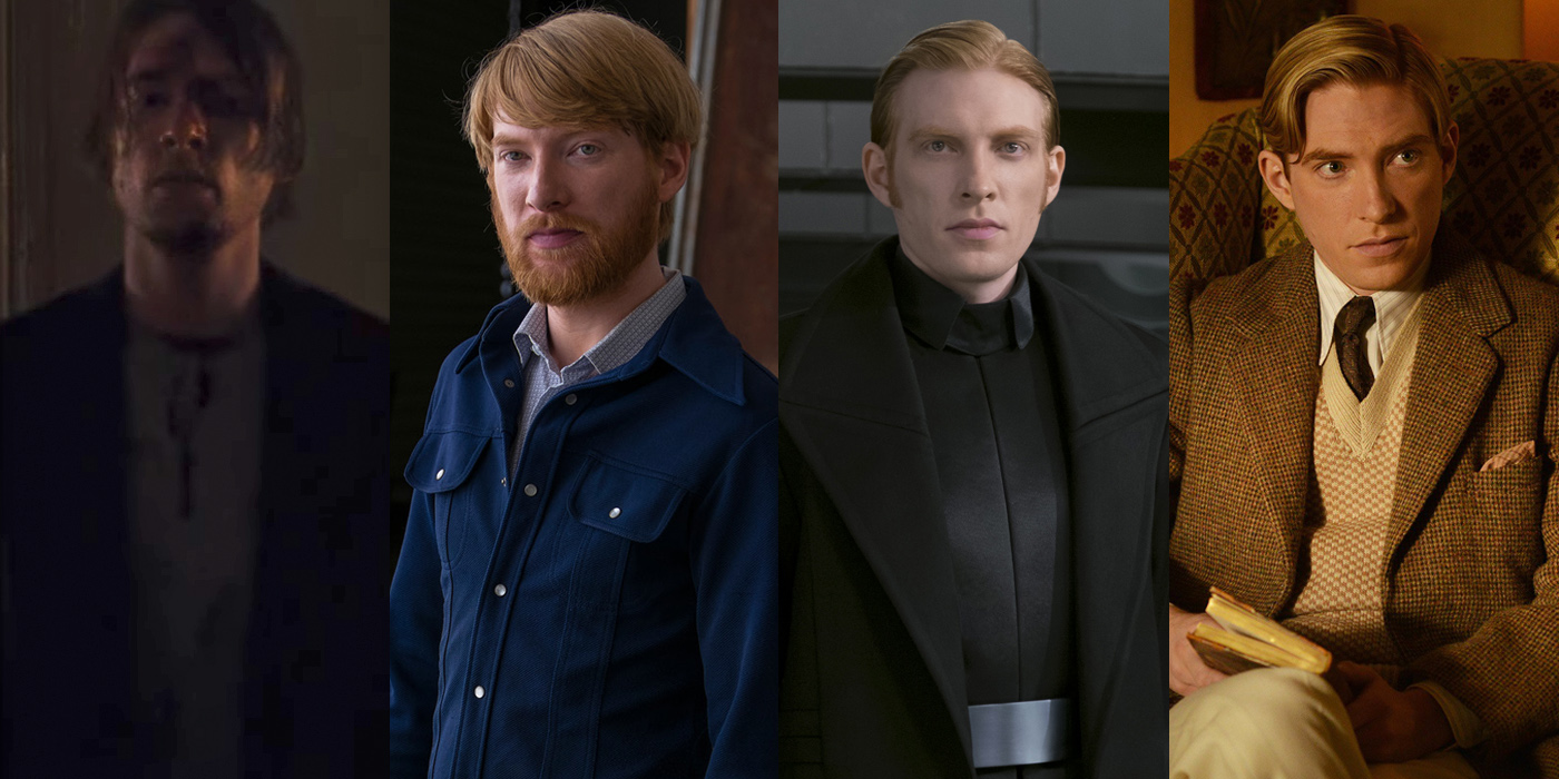 Why Domhnall Gleeson Is In So Many Movies | Screen Rant
