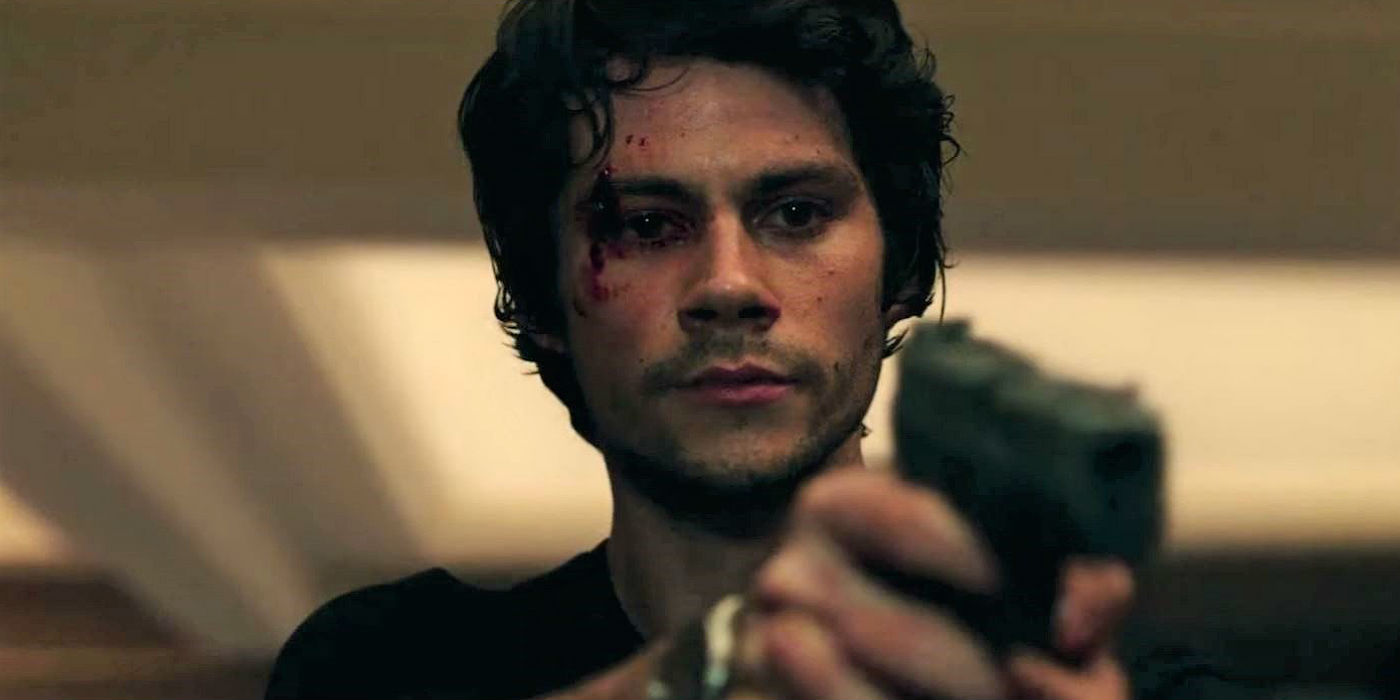 Dylan O'Brien as Mitch Rapp in American Assassin (Photo: CBS Films)