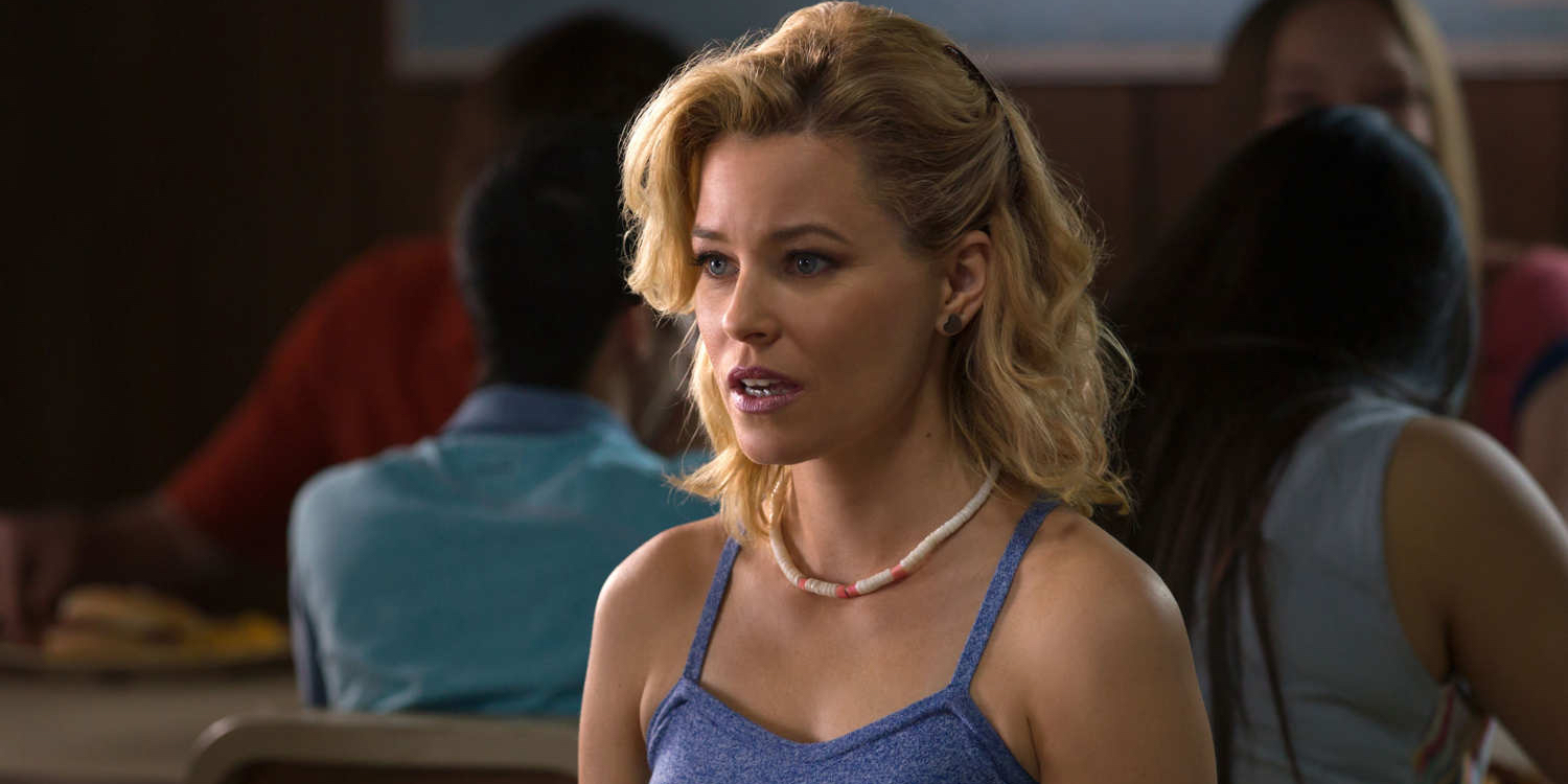 Elizabeth Banks in Wet Hot American Summer First Day of Camp