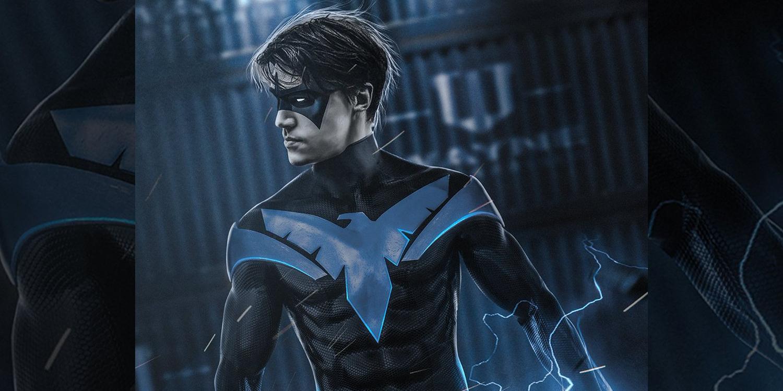 Finn Witrock Nightwing BossLogic