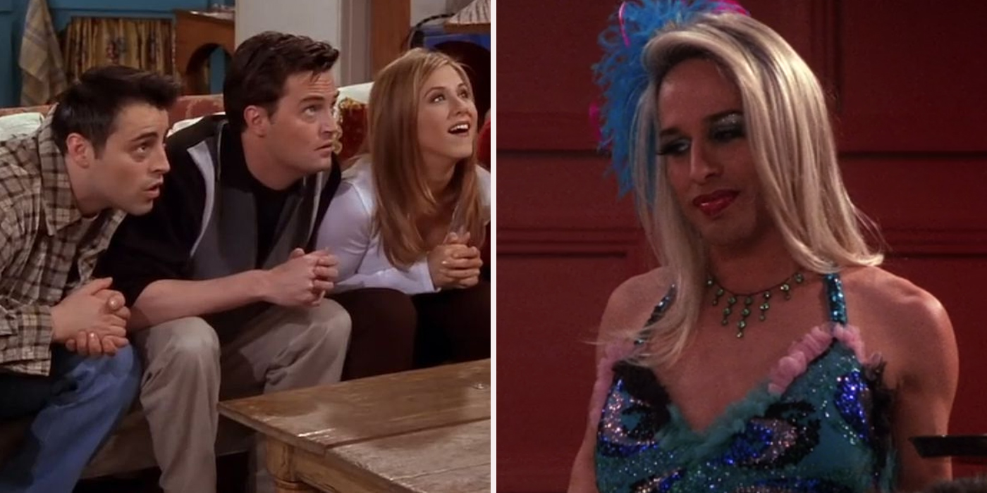 Friends Easter eggs Friends: 15 Easter Eggs That You Definitely Missed