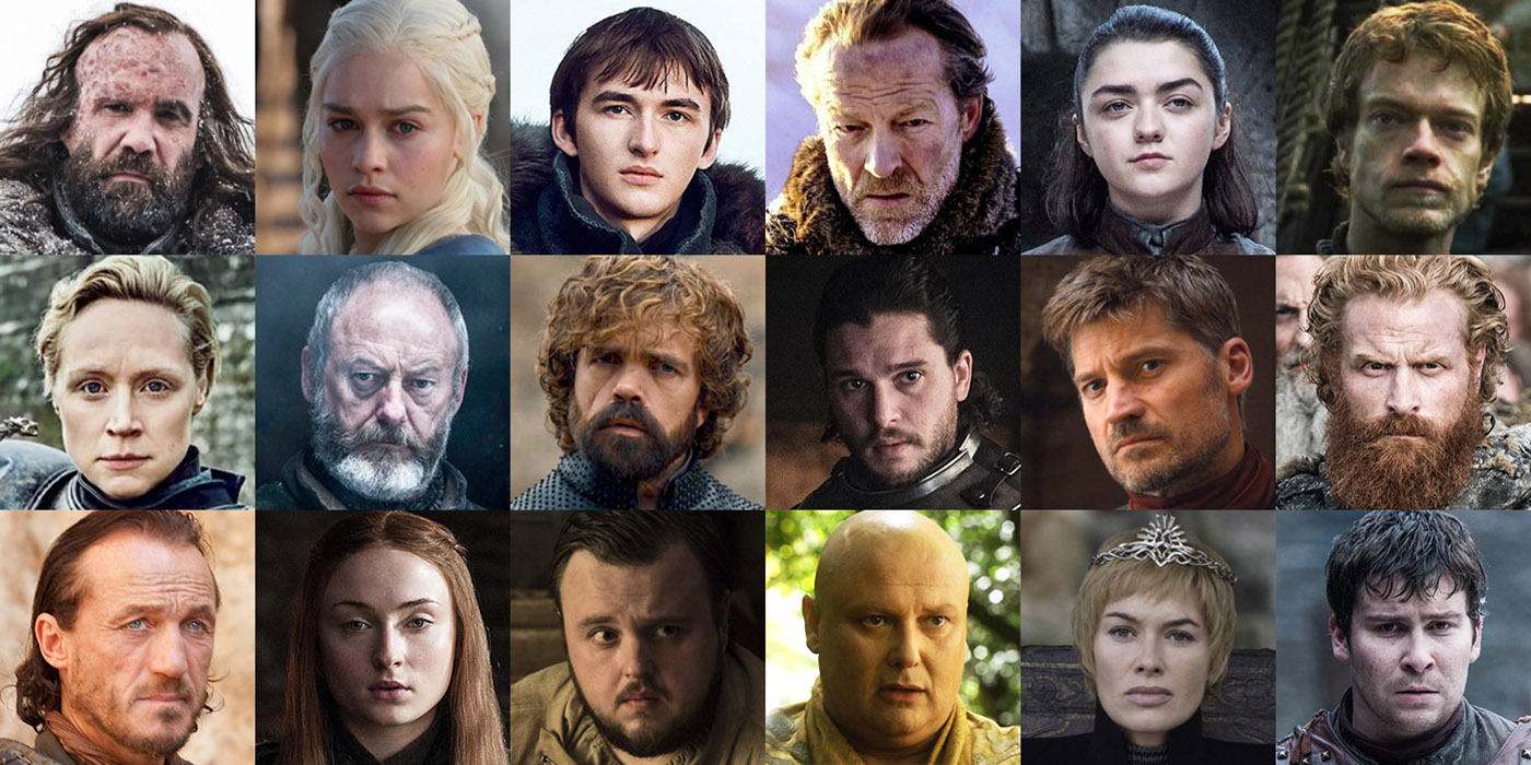 Game of Thrones - Which Characters Haven't Met Yet (But Should)