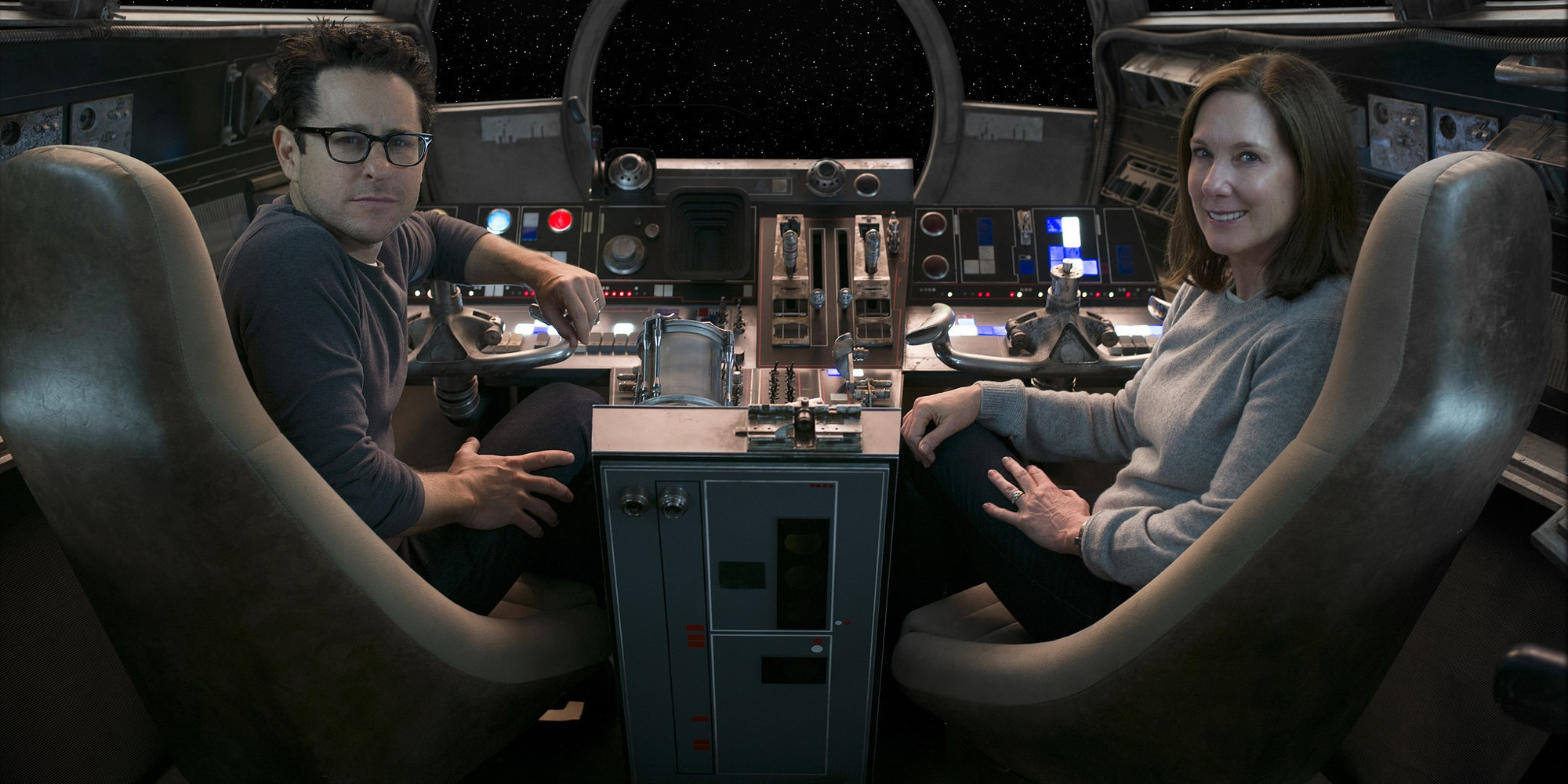 could paramount sue jj abrams for star wars 9 screen rant. Black Bedroom Furniture Sets. Home Design Ideas