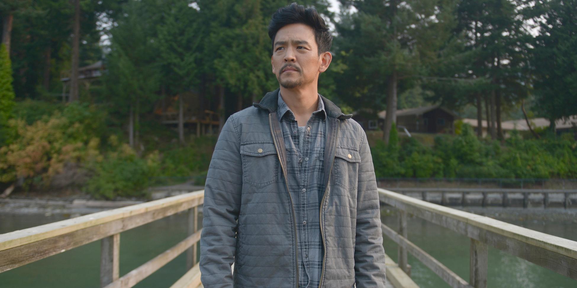 John Cho in The Exorcist Season 2Jon Cho in The Exorcist Season 2