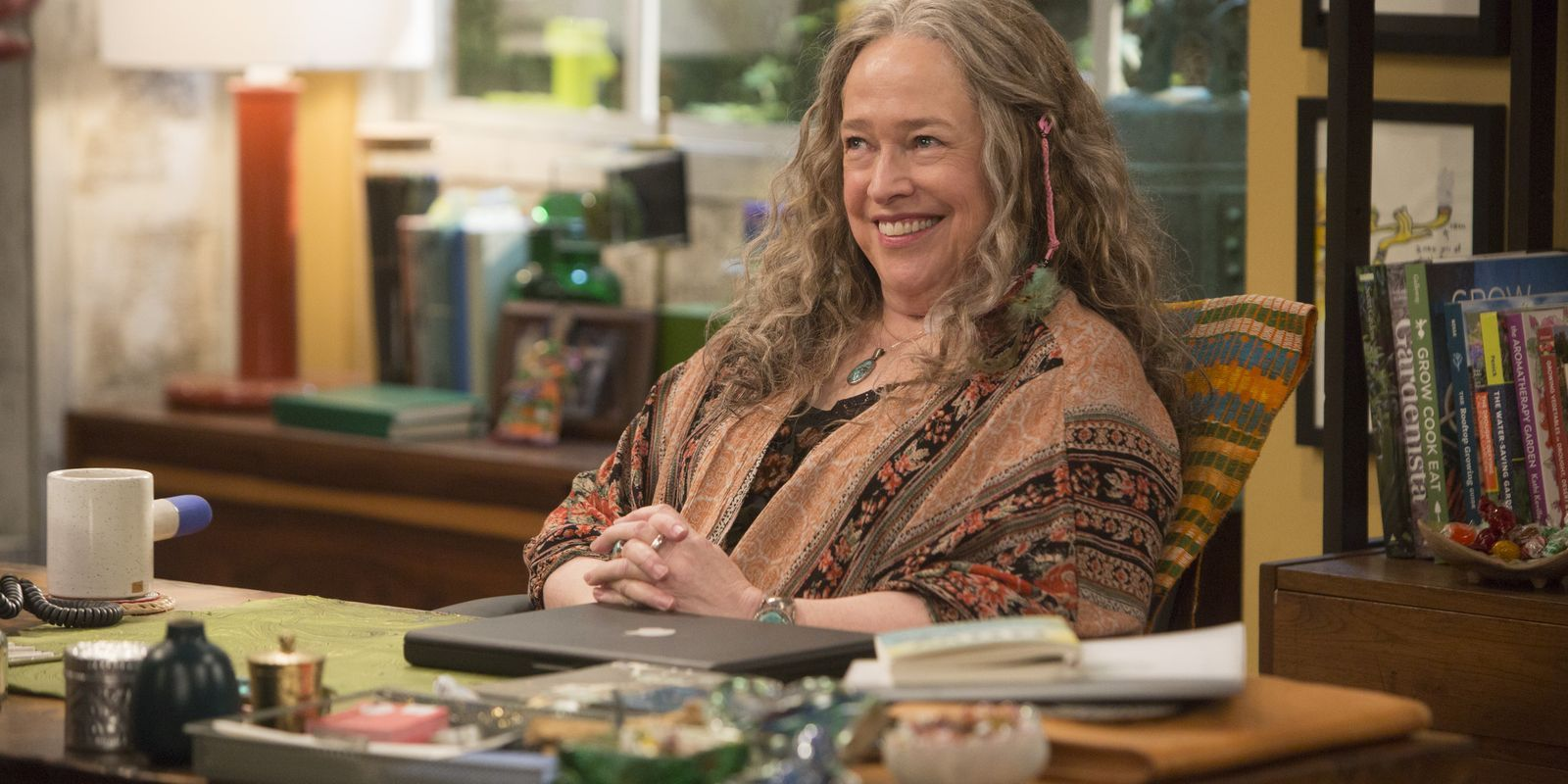 Kathy Bates stars in Netflix's Disjointed