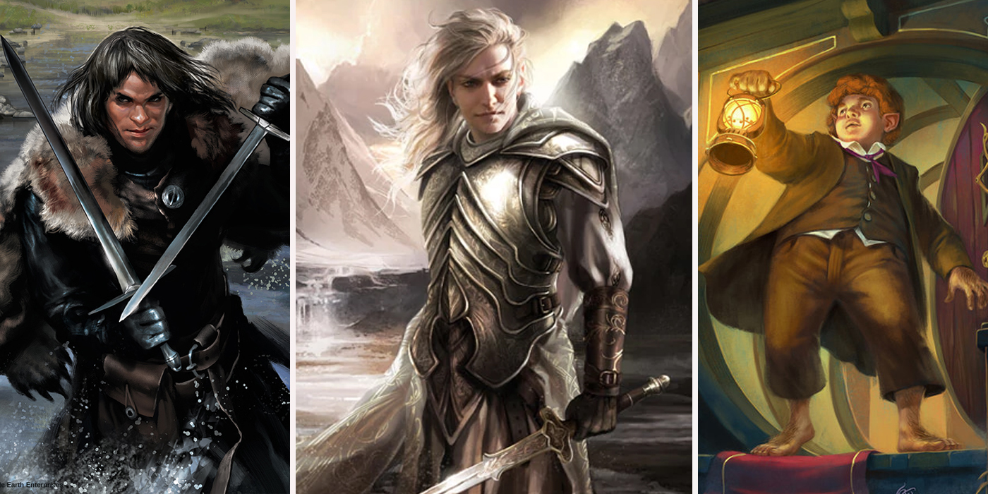 Who Is Maia Of Lord Of The Rings Characters