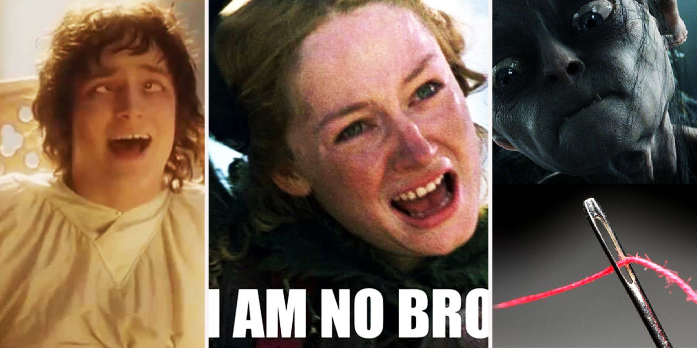 Lord of the Rings memes hilarious lord of the rings memes for fans screen rant