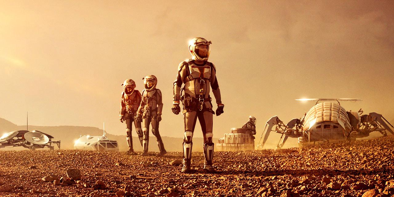 Mars Serie Staffel 2