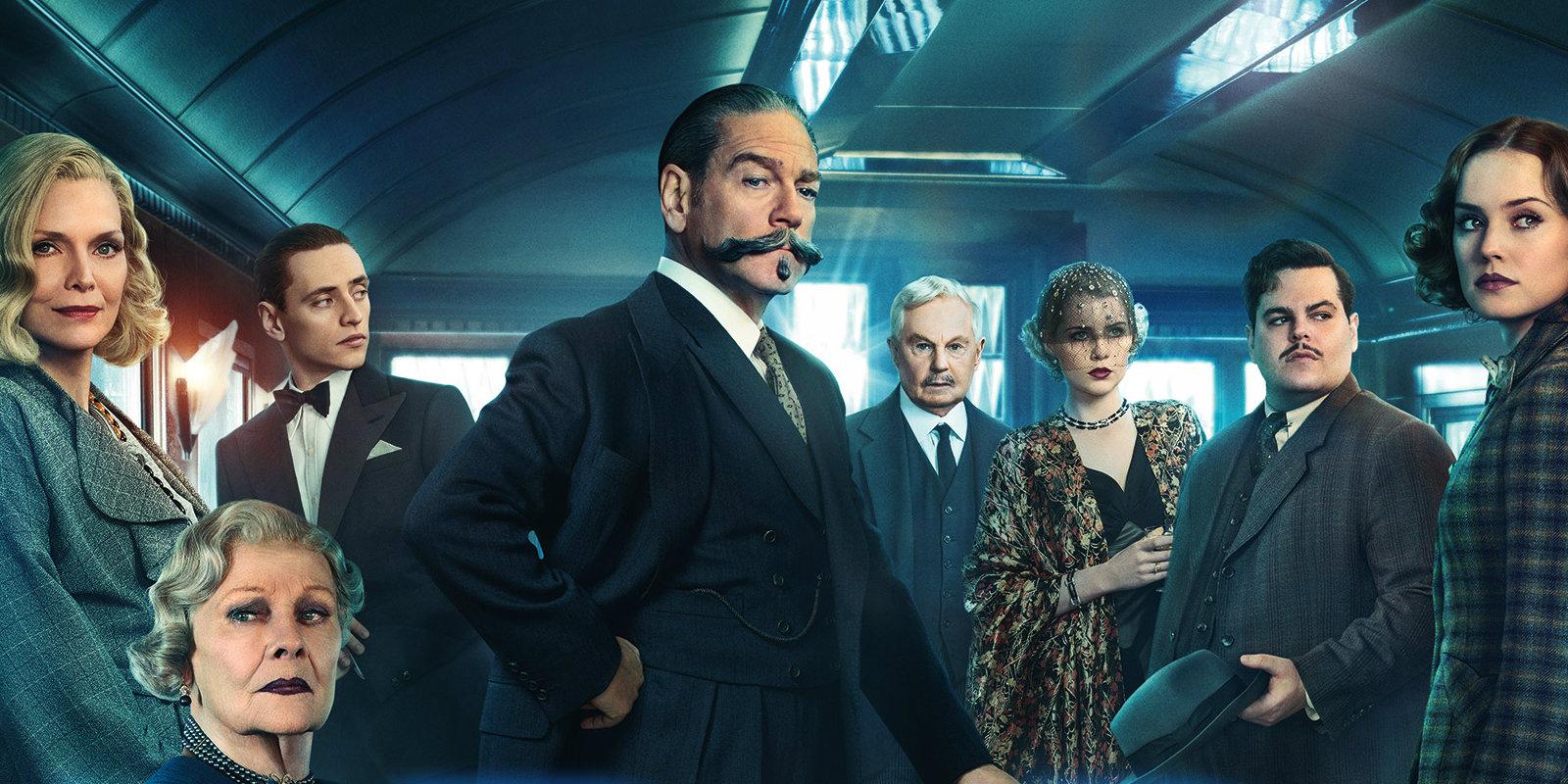 Resultado de imagem para Murder on the Orient Express
