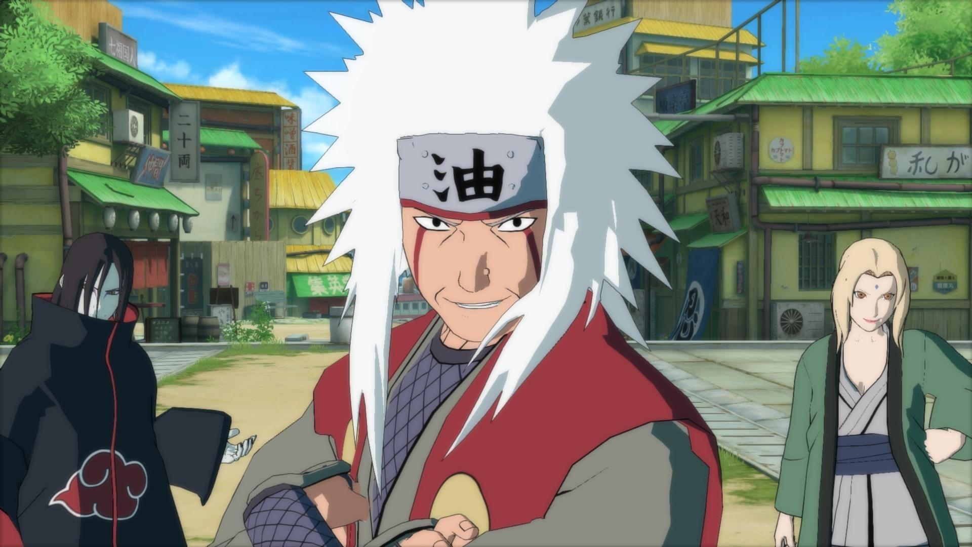 Naruto: 30 Strange Details About Jiraiya's Anatomy   ScreenRant