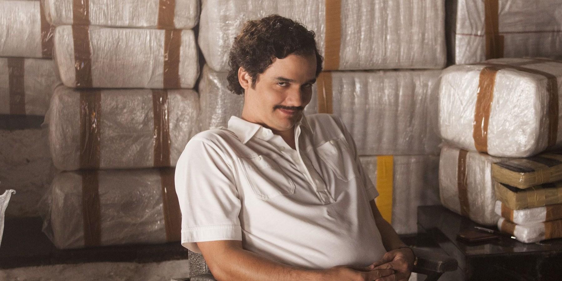 Netflix Narcos Pablo Escobar Wagner Moura