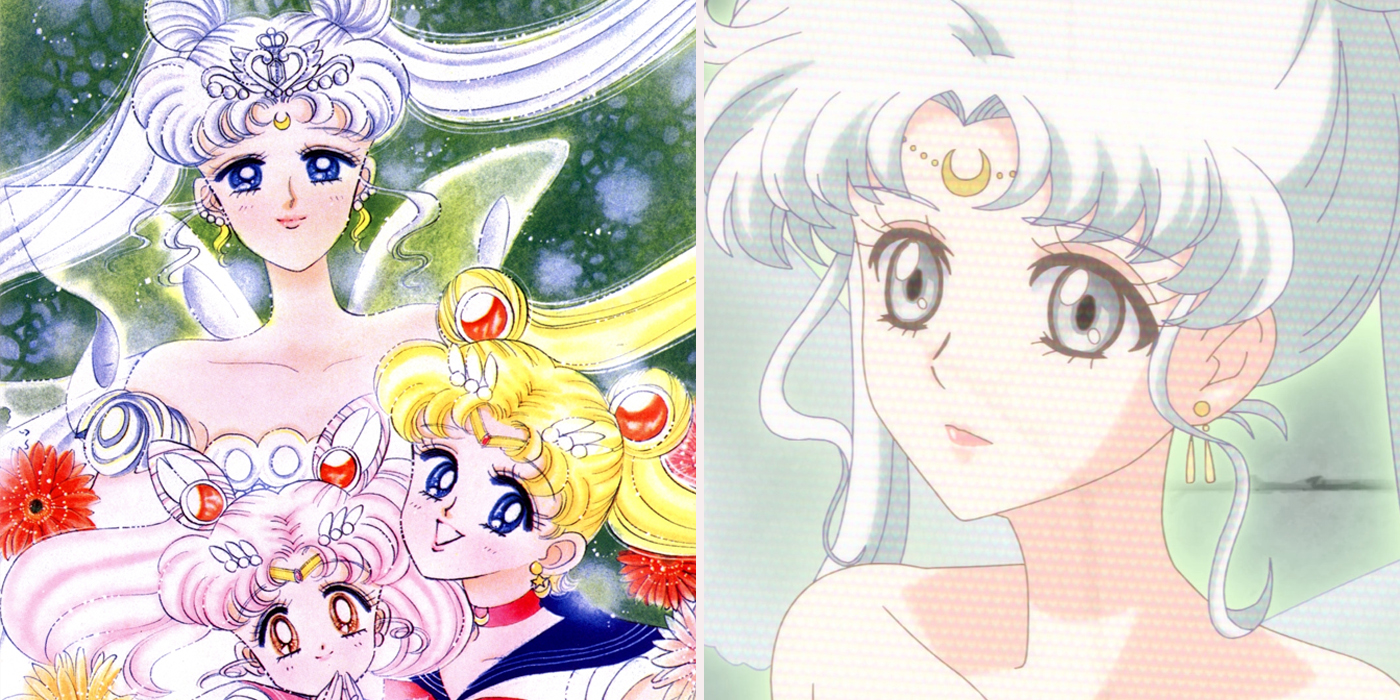 Sailor Moon Secret Facts About Queen Serenity Screen Rant