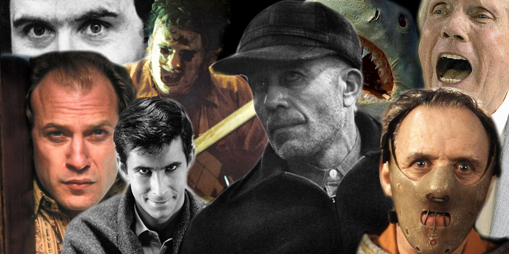 15 Real-Life Monsters You Didn't Know Inspired Movie Villains
