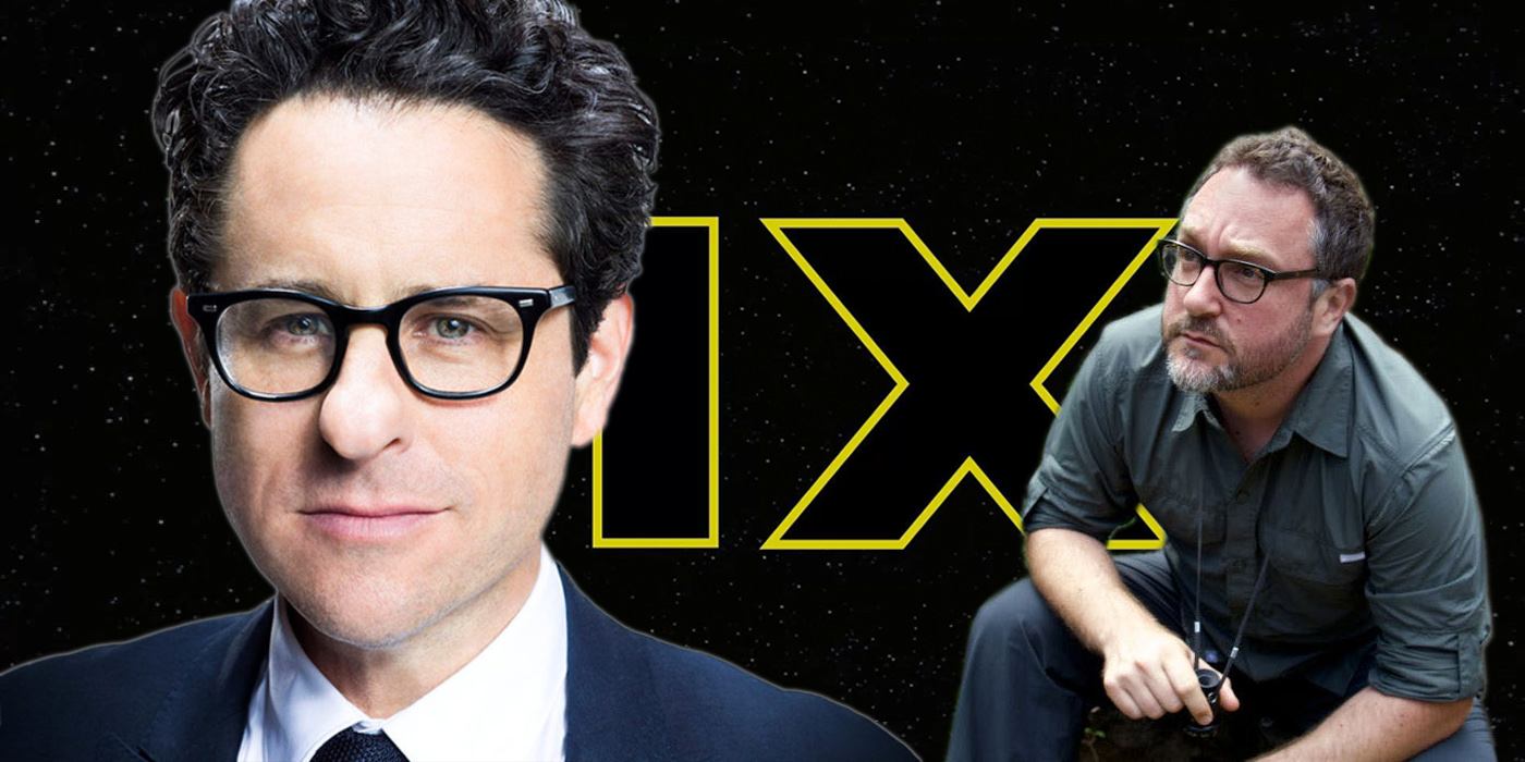 Star Wars Episode 9 JJ Abrams Colin Trevorrow