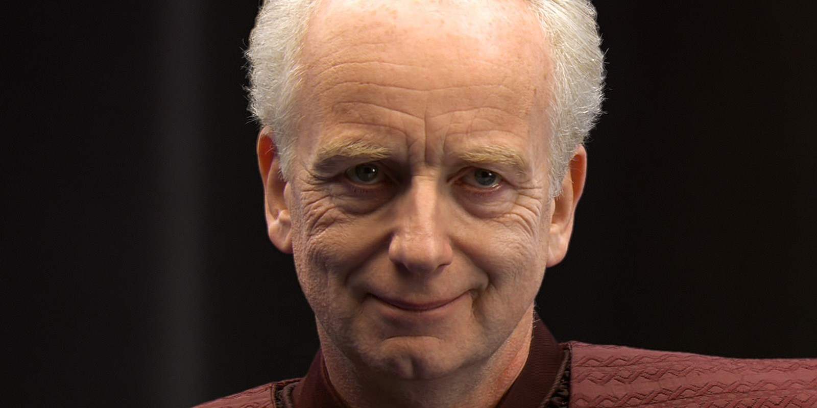 Ian McDiarmid as Palpatine Darth Sidious in Star Wars Episode III Revenge of the Sith | kesseljunkie.com