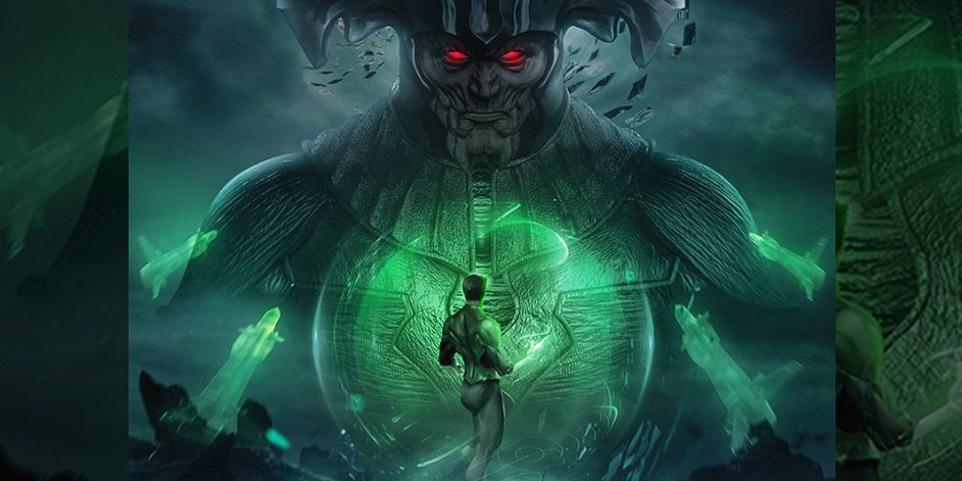 green lantern vs steppenwolf fan screen rant