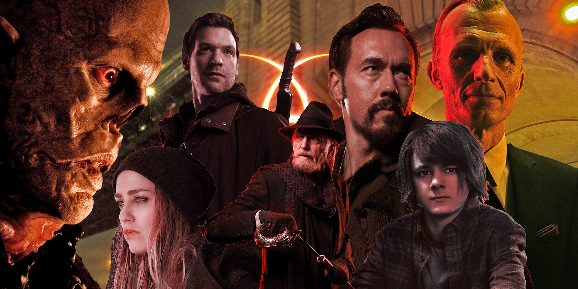 The Strain Cast