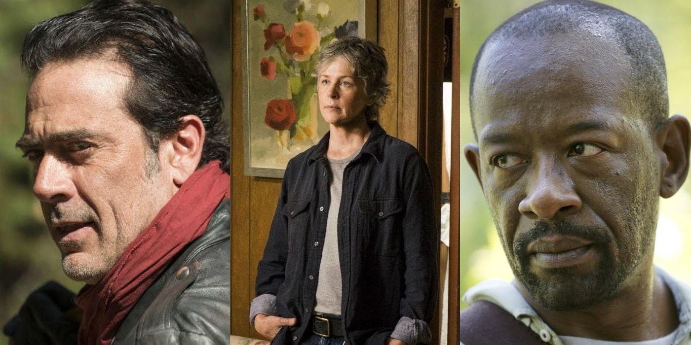 The Walking Dead Season 8 Death Header