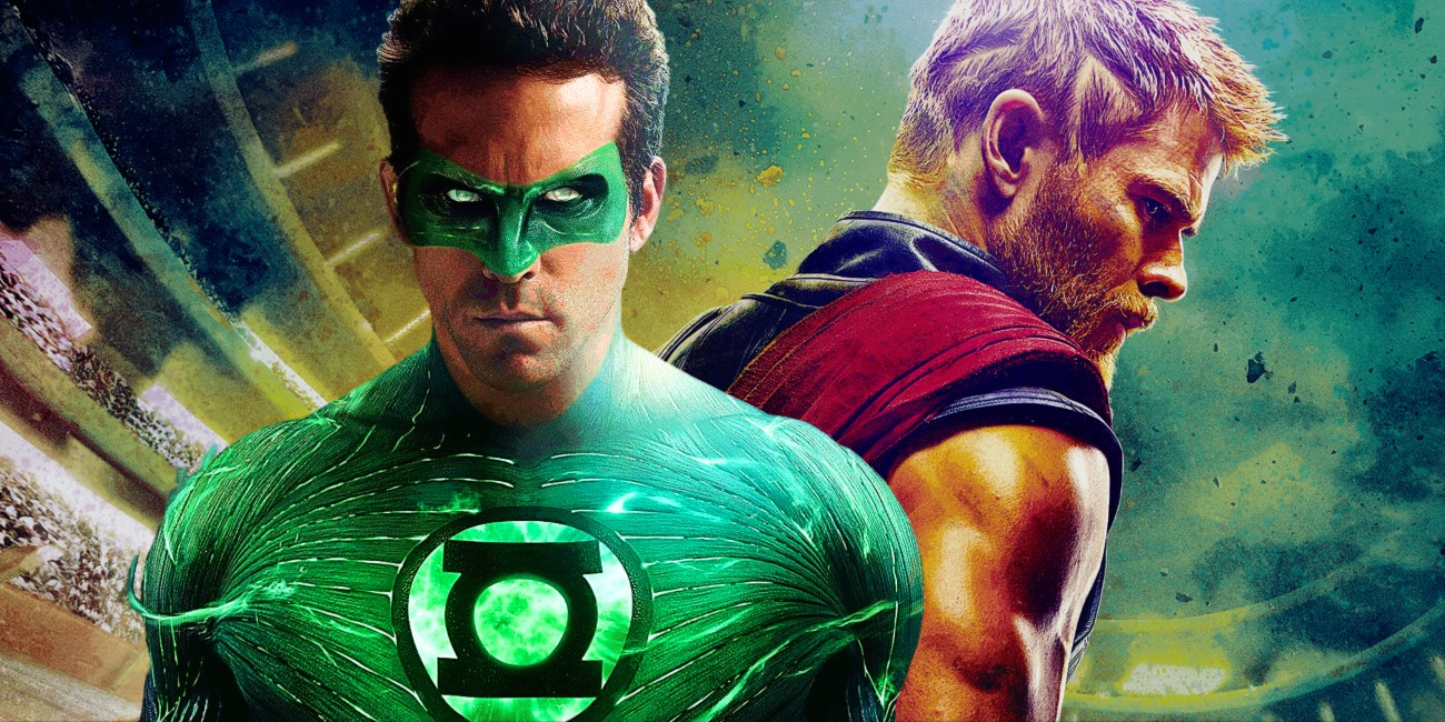 what thor 39 s director learned from dc 39 s green lantern. Black Bedroom Furniture Sets. Home Design Ideas