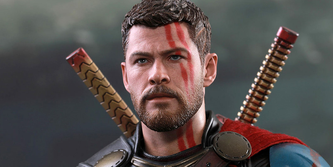 Hot Toys Gladiator Thor Revealed Screen Rant