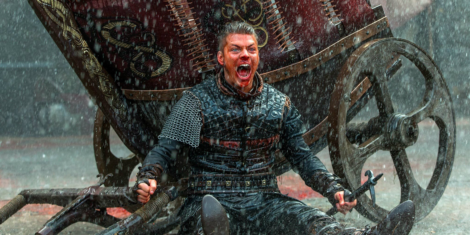 Alex Hogh Andersen in Vikings Season 5
