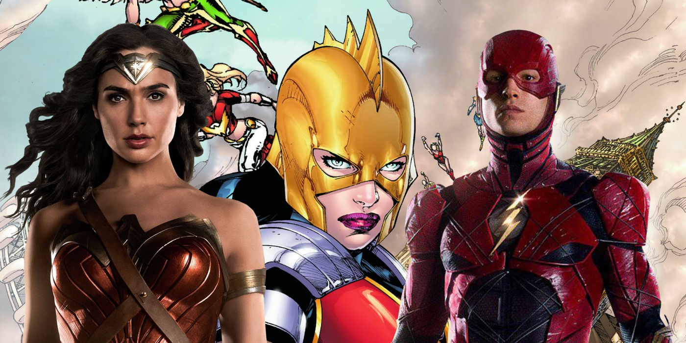 Flashpoint: Wonder Woman Confirmed to Appear