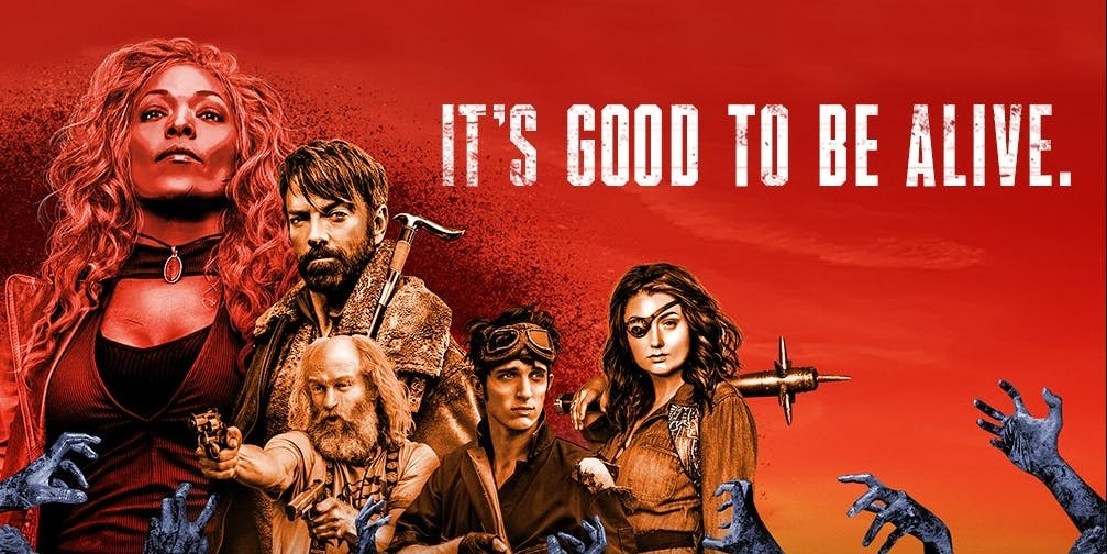 Z Nation 4x06 y 4x07 Espa&ntildeol Disponible