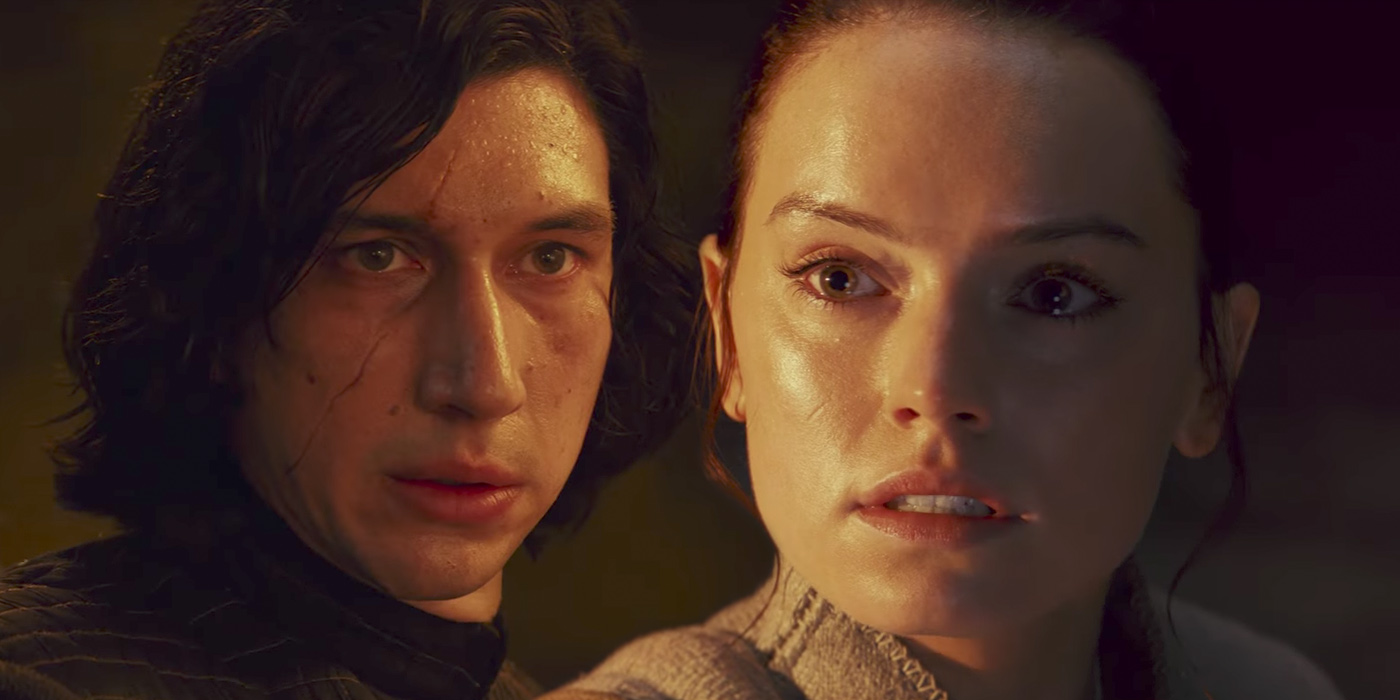 Image result for kylo and rey