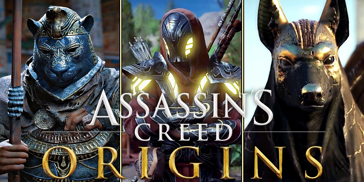 Assassin S Creed Origins How To Unlock Legendary Outfits