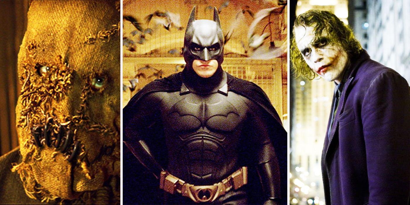 Batmans Begins