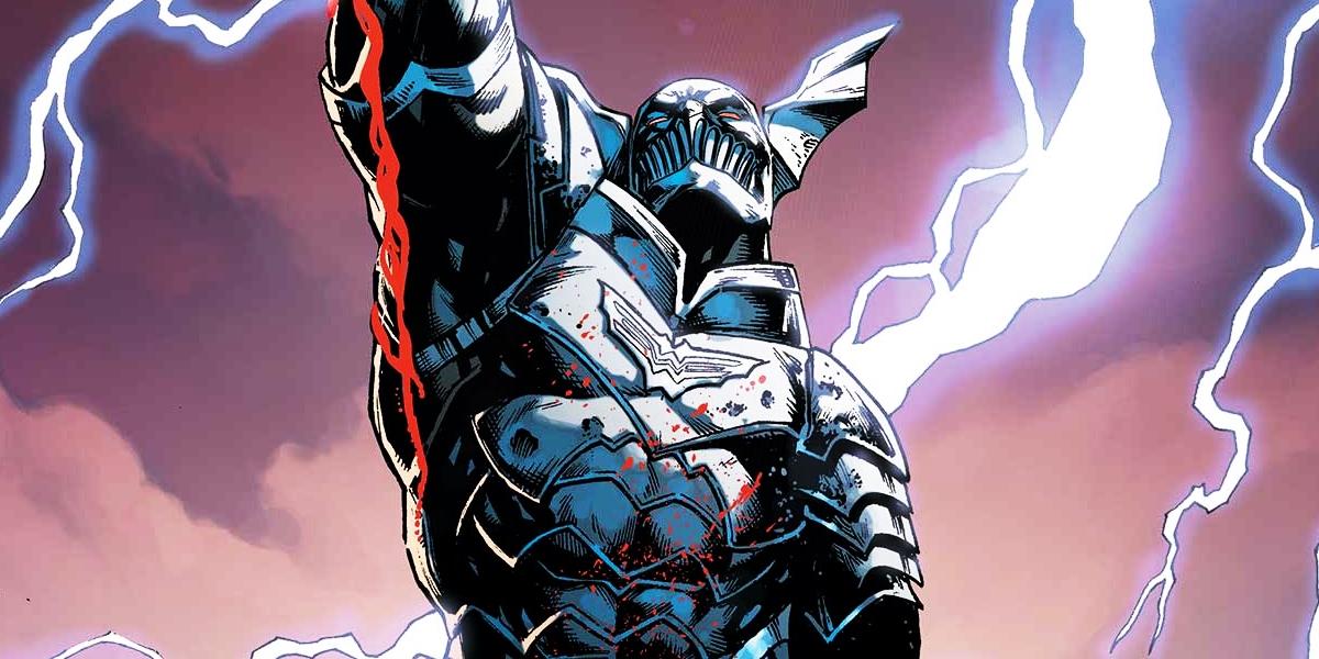Batman Becomes DC's New God of War | Screen Rant