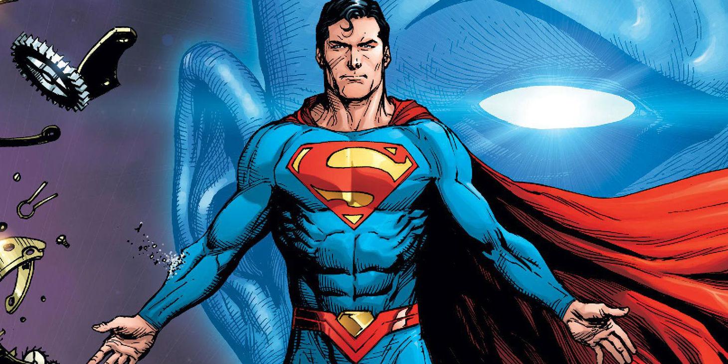DC Comics Doomsday Clock The Death of Superman 1992