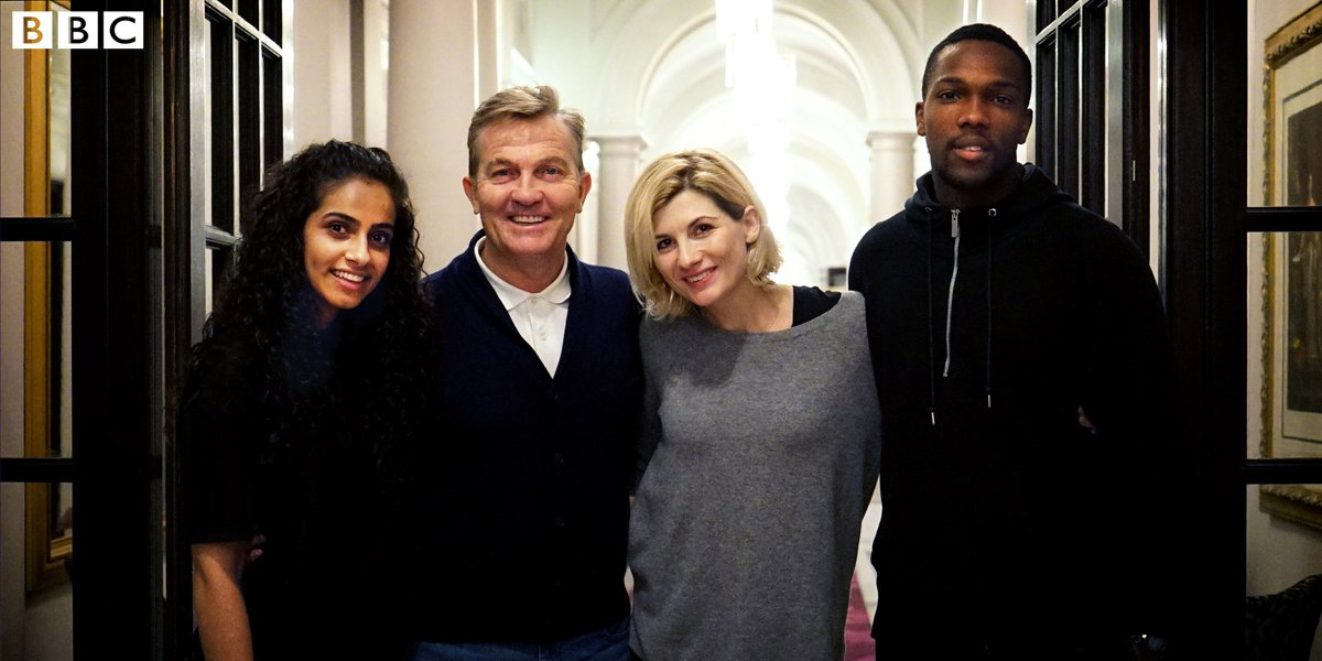 Doctor Who Season 11 Cast