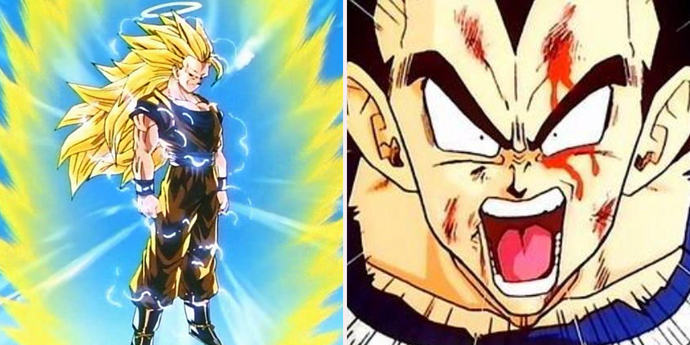 Dragon Ball Z: 15 Things Goku Can Do That Vegeta Can