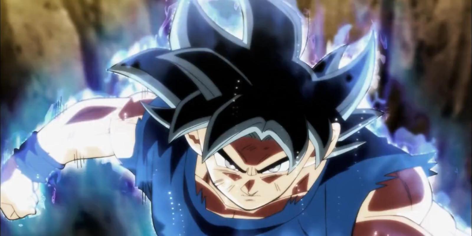 Dragon Ball Super Reveals Goku's Ultra Instinct Look