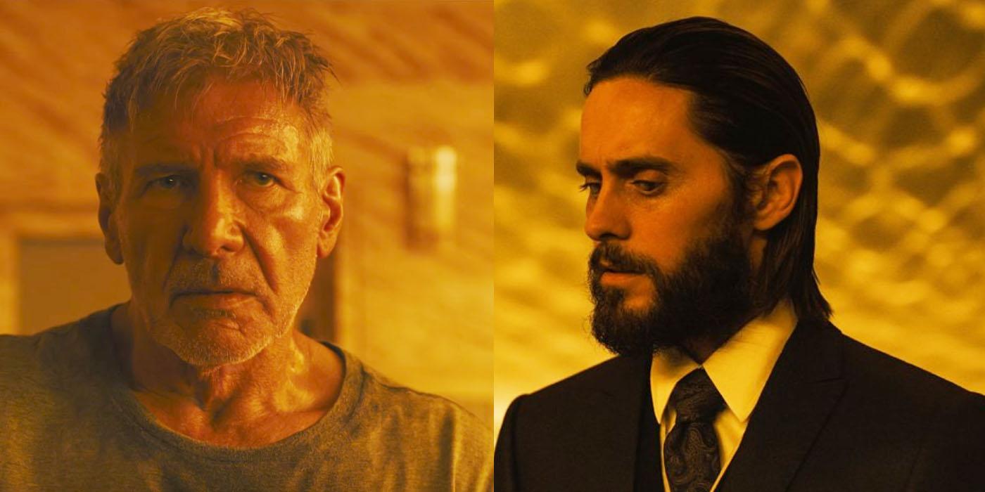 Harrison Ford Jared Leto Blade Runner 2049
