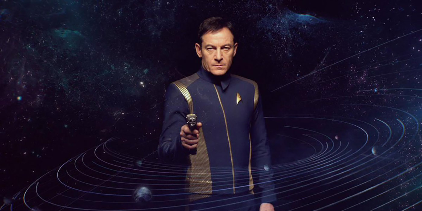 Star Trek Discovery: Is Captain Lorca The Real Villain?