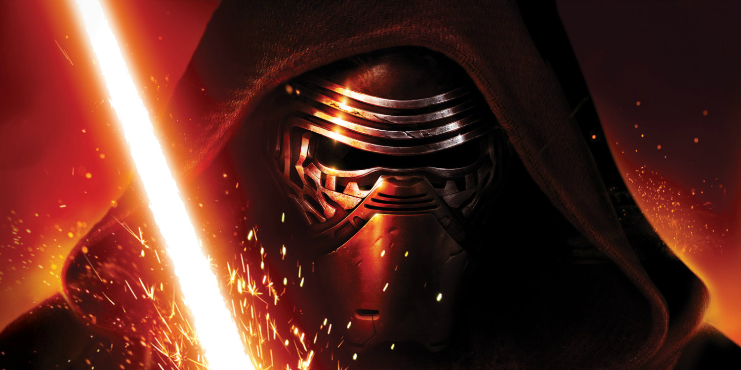 star wars explains why kylo ren wears a mask screen rant. Black Bedroom Furniture Sets. Home Design Ideas