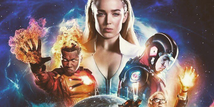 Legends of Tomorrow Season 3 Poster